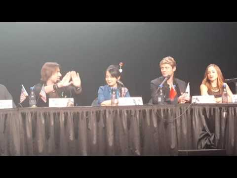 Overwatch Panel Blizzcon 2016 Soldier 76 and McCree
