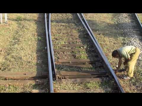The most daring : Coupling Indian Railways trains !!!