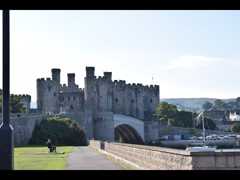 A Day trip in Conwy - Wales, UK
