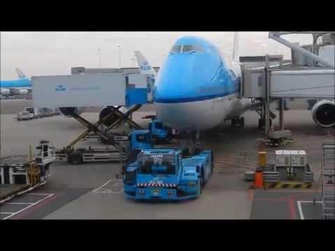 KLM Flight report ✈ KL 735 AMS-Curacao - KL 736 CUR-AMS 2015.
