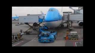 KLM Flight report ✈ to Curaçao ✈ B747-400