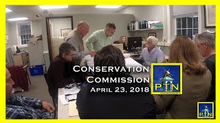 Pembroke Conservation Commission   April 23, 2018 discussses Cedar Tree planting and more.
