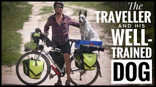 Meet The Man Who Travels BIG Distances With His Amazing Dog [EP.18]