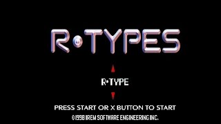 PSX Longplay [212] R Types