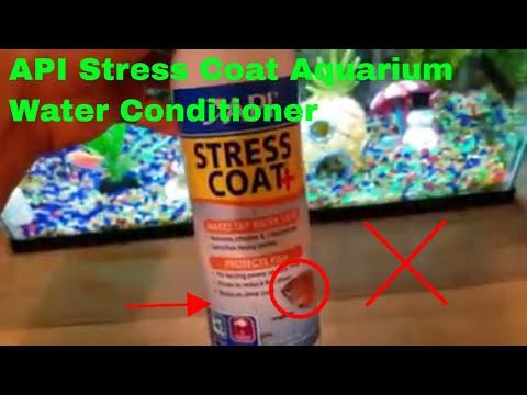 ✅  How To Use API Stress Coat Aquarium Water Conditioner Review