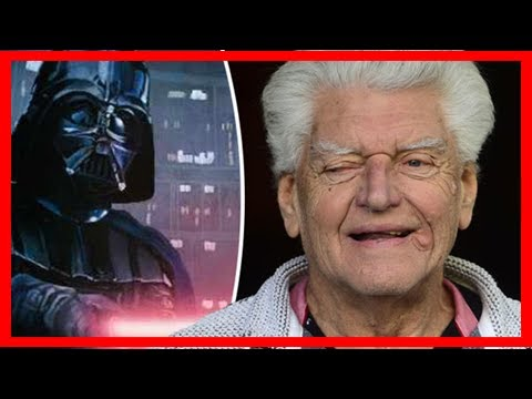 Breaking News | Star wars: sad news as darth vader icon david prowse retires early with 'health pro