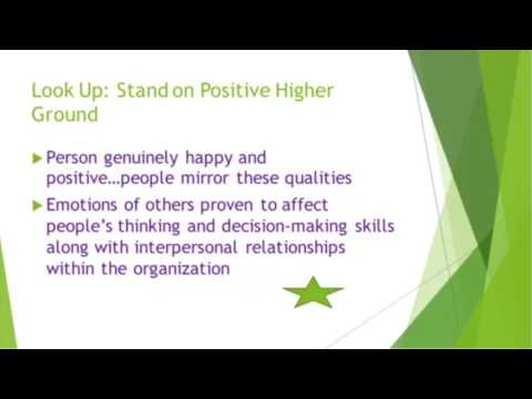 VISTA Leaders: Leading Positive Change