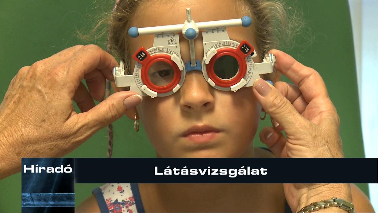 megszabadulni a myopia gyakorlástól vitamin a látás javítására