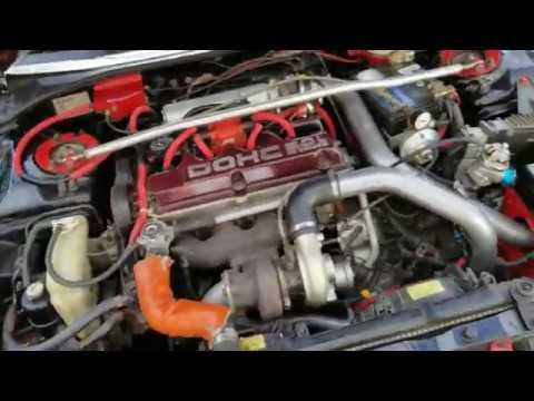 420a Turbo Eclipse Setup