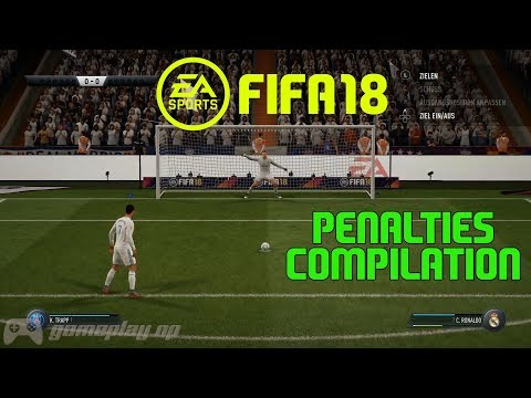 FIFA 18 DEMO | Penalties Compilation [Ultra HD]