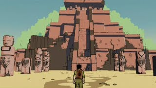 Jackie Chan Adventures (PS2) - Part 1 - Full Playthrough HD