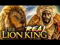 The Lion King Vs The Real Lion King Of Africa mp3