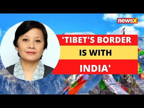 Tibetan MP reminds world India's border is with Tibet | Free Tibet Special | NewsX