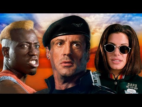 DEMOLITION MAN - Then and Now 2018 ⭐ Real Name and Age