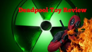 Deadpool Toy Review