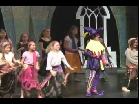 PDM Young Actors Workshop Perform Topsy Turvy From the musical The Hunchback of Notre Dame