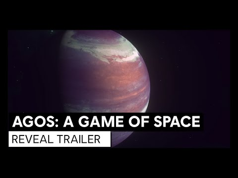 AGOS: A Game of Space - Reveal Trailer