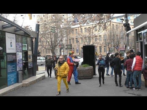 Yerevan, 23.03.19, Sa, Video-2, Operaits Bakov Tumanyan.