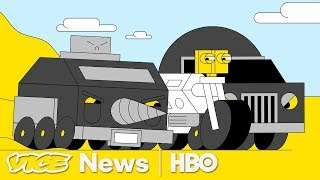Uber & Google Race For The Self-Driving Car (HBO) thumbnail