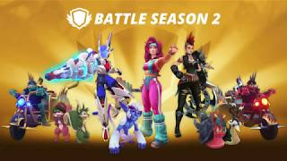 Battle Season 2 - Teaser