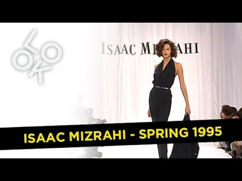 Isaac Mizrahi Spring 1995: Fashion Flashback