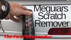 Meguiar's Scratch Remover: Why you need this product