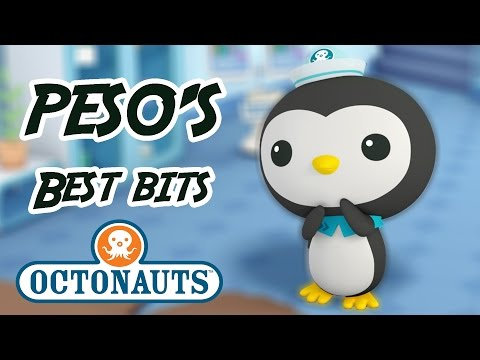 Octonauts - Peso | 60+ minutes | Character Best Bits