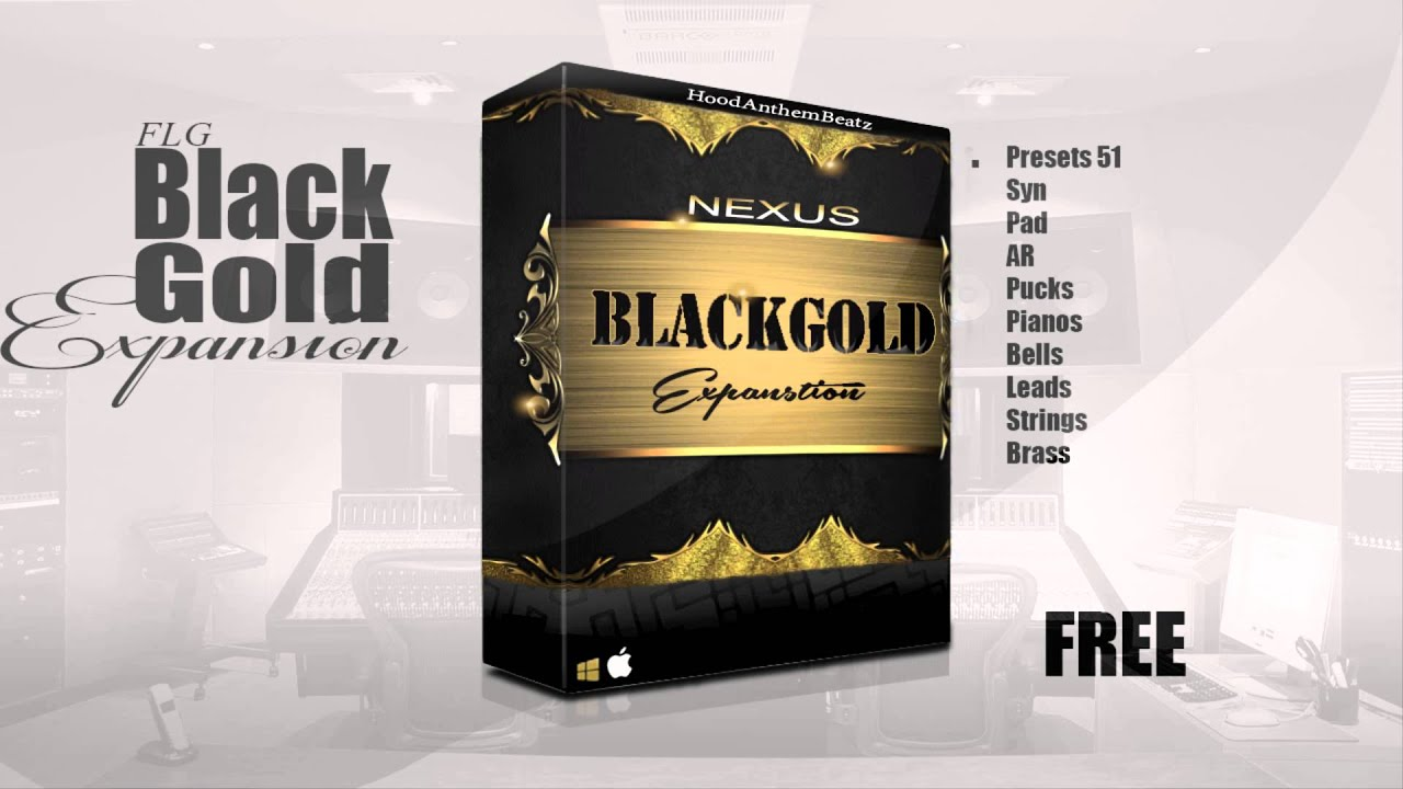 BlackGold Nexus Trap Expansion (FREE DOWNLOAD)