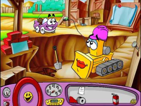 Putt putt enters the race game download