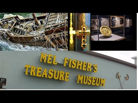 Mel Fisher Treasure Museum Tour