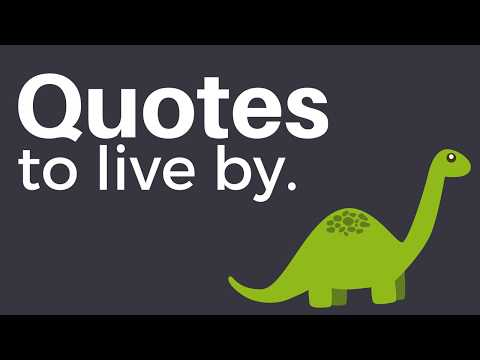 What is your best quotes to live by? Here\'s Our Top 100 ...