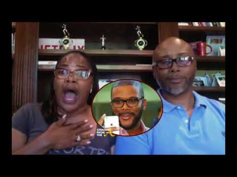 RAW : Mo'Nique & Sidney Hicks Leak Secretly Recorded Tyler Perry Conversation