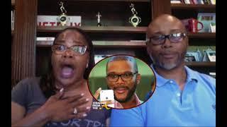 RAW AUDIO: Mo'Nique & Sidney Hicks Leak Secretly Recorded Tyler Perry Conversation