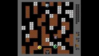 Battle City 2 player Netplay NES/Famicom game 60fps