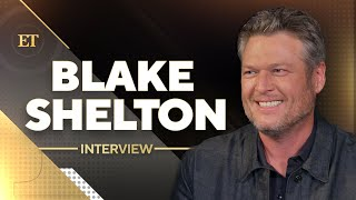 Blake Shelton REVEALS 'God Had a Hand' In His Relationship With Gwen Stefani | Full Interview