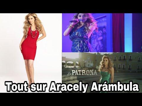 10 choses que vous ignorer peut être sur l'actrice Aracely Arámbula ( la patrona)