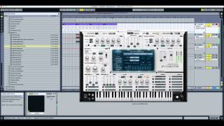 Avicii - Superlove (ableton remake + project download)