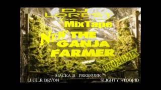 NEW**2013**APRIL MIXTAPE GANJA FARMER BY DJ LOREST FRANCE