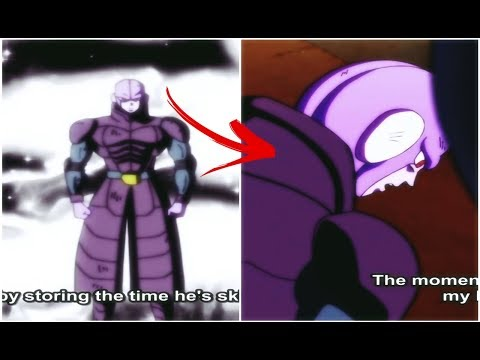 Hit Not Eliminated In The Tournament of Power?-  Dragon Ball Super Theory