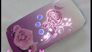 красивый телефон раскладушка Samsung yxtel w666 LED 2-SIM за 35$ unboxing women's phone(, 2013-11-13T20:48:22.000Z)