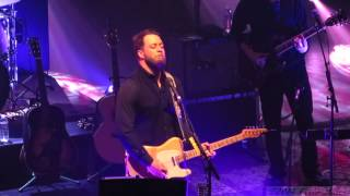 Amos Lee - Won't Let Me Go & Thinkin' About You (Frank Ocean Cover) (Live at the Wiltern - 2-21-14)