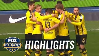 Video Gol Pertandingan Hertha Berlin vs Borussia Dortmund