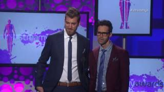 Rhett & Link Present Snapchat Storyteller - Streamy Awards 2016