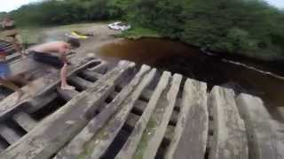 Bridge Jumping In Ocean County NJ Berkeley New Jersey