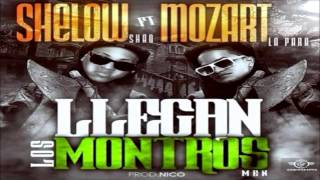Mozart La Para Ft Shelow Shaq - Llegan Los Montros Men 2014