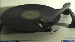 Younger Than Springtime (William Tabbert) South Pacific 78rpm
