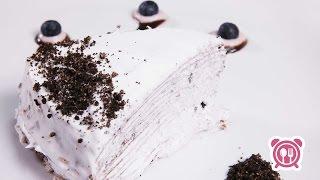 Resepi Kek Crepe Coklat -  Seminit Resepi
