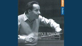 Symphony no. 4 in E Minor, Op. 98: Allegro energico e passionato; Piu allegro