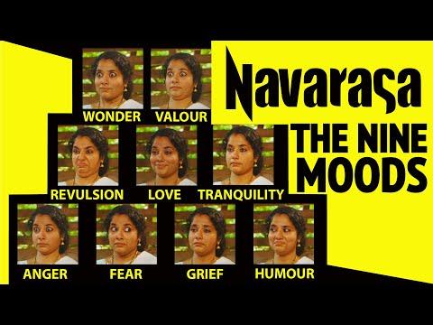 Navarasa - The Nine Moods