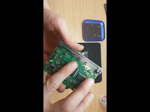 How to detect water damage on any Hard drive